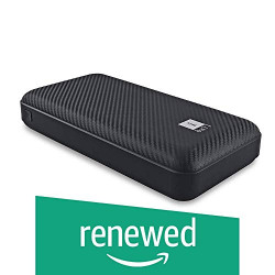 (Renewed) iBall 20000 mAh Powerbank IB-20000LP, Sturdy Dual USB Output, Black