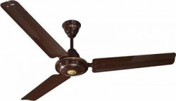 ACTIVA ARA 390 RPM HIGH SPEED 1200 mm Energy Saving 3 Blade Ceiling Fan(BROWN, Pack of 1)