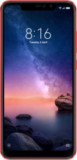 Redmi Note 6 Pro (Red, 64 GB)  (6 GB RAM)