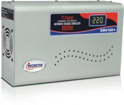 Microtek EM4160+ Digital Display For AC upto 1.5Ton (160V-285V) Voltage Stabilizer  (Grey)