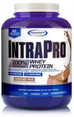 Gaspari Nutrition IntraPro (Chocolate Mix) Whey Protein  (2.26 kg, Chocolate Mix)