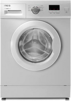 MarQ by Flipkart 7 kg with Self Clean Technology Fully Automatic Front Load with In-built Heater White  (MQFLDG70)