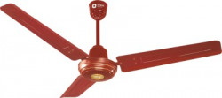 Orient Electric summer cool brown 48 inches 1200 mm 3 Blade Ceiling Fan(brown, Pack of 1)