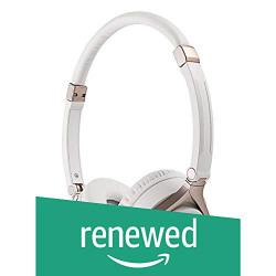 (Renewed) Motorola Pulse 2 SH005 Wired Headphone (White)