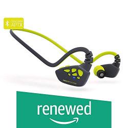 (Renewed) Energy Sistem Sport 3 Bluetooth Earphones (Yellow)