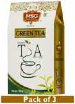 MSG Green Tea 100g (Pack of 3)