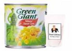 Green Giant Niblets Sweet Corn, 340g @ ₹347