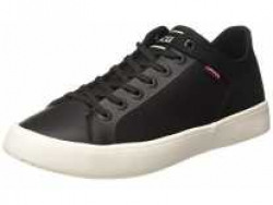 Levi's Men's Slate Ultralite Sneakers Regular Black 8 UK/India (42 EU) (38099-1218) Rs. 1303 - Amazon