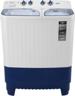 MarQ by Flipkart 8.5 kg Semi Automatic Top Load Blue(MQSAHB85)