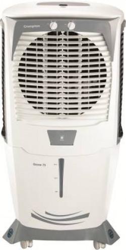Crompton 75 L Desert Air Cooler  (White, Grey, ACGC-DAC751)