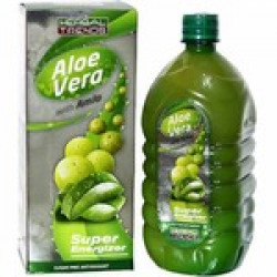 148708888 104267747 1577962718 50% Off - Herbal Trends Aloe Vera With Amla Juice-1000Ml- Super Energizer - Pure- From Himachal Pardesh
