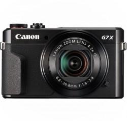 Canon PowerShot G7 X Mark ii(20.1 MP, 4.2x Optical Zoom, 4.2x Zoom Digital Zoom, Black)