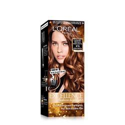 L'Oreal Paris Excellence Fashion Highlights Hair Color, Caramel Brown, (29ml+16g)