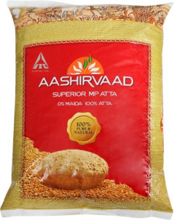 Aashirvaad Superior MP Atta(5 kg)