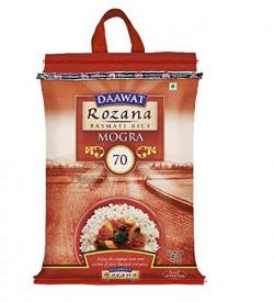 Daawat Rozana Mogra Rice,, 5kg
