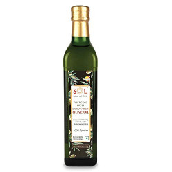 Sol 100% Spanish Extra Virgin Olive Oil (500ml)