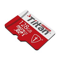 TIITAN 128GB UHS III MicroSDXC Memory Card