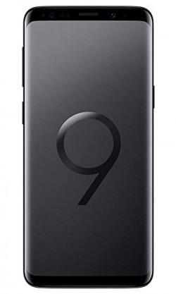 Samsung Galaxy S9 SM-G960FZKHINS (Midnight Black, 256GB) Without Offers