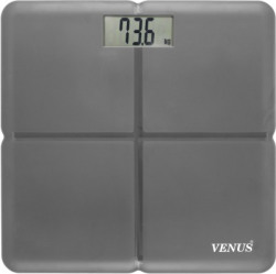 Venus Prime Lightweight Health Body Fitness Weighing Scale(Grey)