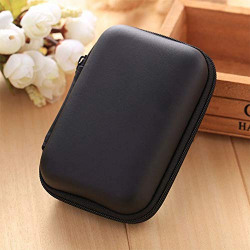 Adeeing Storage Bag, Travel Organizer Case Box for Digital Gadgets USB Cable Earphone Accessorries