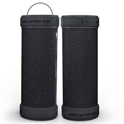 iBall Musi Duet W9 Wireless Portable Speaker (Black)