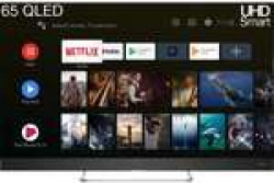 iFFALCON by TCL V2A (65 inch) Ultra HD (4K) QLED Smart Android TV 61% OFF