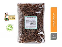 Rachana Onion Rings, (appalam) Fryums, 900 Grams