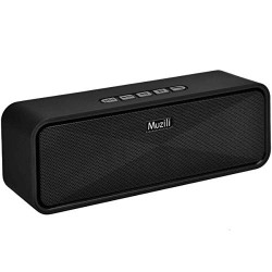 HolyHigh SC211 Portable Bluetooth Speaker HD Bass with USB Pen Drive Aux TF Card Port Built in Mic Answer Hands Free Call Long Playback