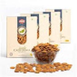 Vinod Jumbo California Almonds 250 g (Pack of 4)