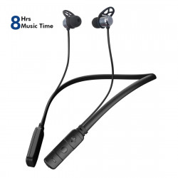 PTron Tangent Pro Headphone Neckband Stereo Earphone Bluetooth Headset with Mic for All Smartphones