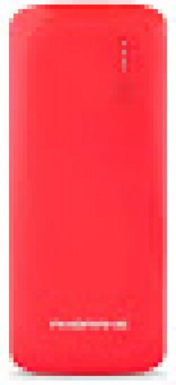 Ambrane P-1250 12500 mAh Power Bank - Red