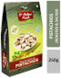 D'nature Fresh Roasted Salted Irani Pistachios 250g