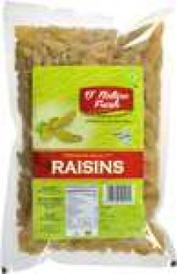 D'Nature Fresh Indian Green Raisins 500g (Pack Of 2)
