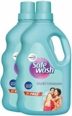 Safewash Gentle Wash Liquid Detergent  (1000 g)