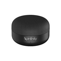Infinity by Harman Fuze Pint Deep Bass Dual EQ Bluetooth 5.0 Wireless Portable Speaker (Charcoal Black)