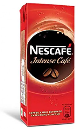 Nescafe Intense Cafe, Ready-To-Drink Cold Coffee, 180Ml Tetra Pak 26% off