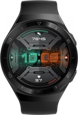 Huawei Watch GT 2e Sport Smartwatch(Black Strap Regular)
