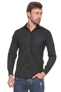 Men Regular Fit Cotton Shirts starts at RS.199