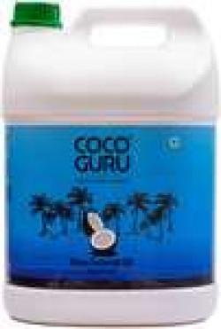 Cocoguru Cold Press Coconut Oil Jerry Can 5