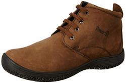 Red Chief Leather Men's Brick Boots-9 UK/India (43 EU)(PF3470 313)