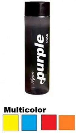 V-ONE Plastic Fridge Water Bottle 1200 ml Qty 1 Multicolor