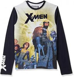 Max Boy's Plain Regular Fit T-Shirt (W18FLC04_Navy 9-10 Y) Rs. 154 - Amazon