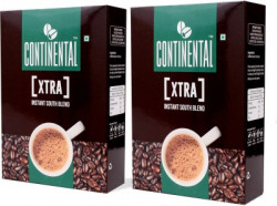 Continental Coffee XTRA Instant Coffee(2 x 200 g, Chikory Flavoured)