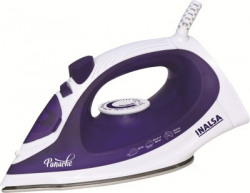[Automatic discount in cart.] Inalsa Panache 1400 W Steam Iron(White, Royal Blue)