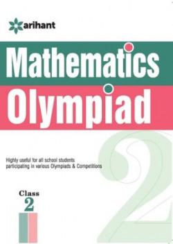 Mathematics Olympiad For Class 2(English, Paperback, Arihant Experts)