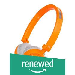 (Renewed) Edifier H650 On-Ear Headphones (Orange)