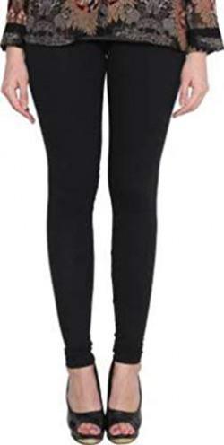 ZAKOD Latest Fashion Leggings For Women,Free Size Leggings,100% Cotton Leggings For Regular Wear (1)