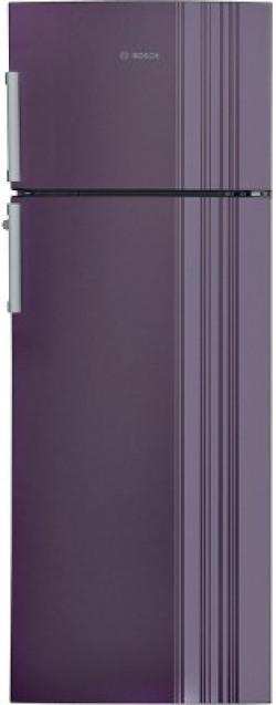 Bosch 347 L Frost Free Double Door 3 Star (2019) Refrigerator(Violet, KDN43VR30I)