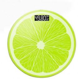 Trendegic Digital LCD Personal Weighing Scale Machine Weighing Scale(Green)
