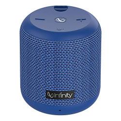 Infinity by Harman Fuze 100 Deep Bass Dual Equalizer IPX7 Waterproof Portable Wireless Speaker (Mystic Blue)